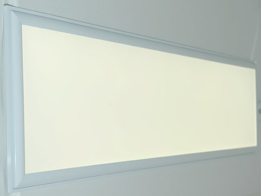 LED 120 x 30cm dimmbar warmweiß 3000K 3600 Lumen 45W 3000k