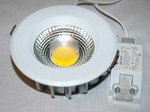LED Downlight 10Watt wei� COB-LED 135mm und 115mm...