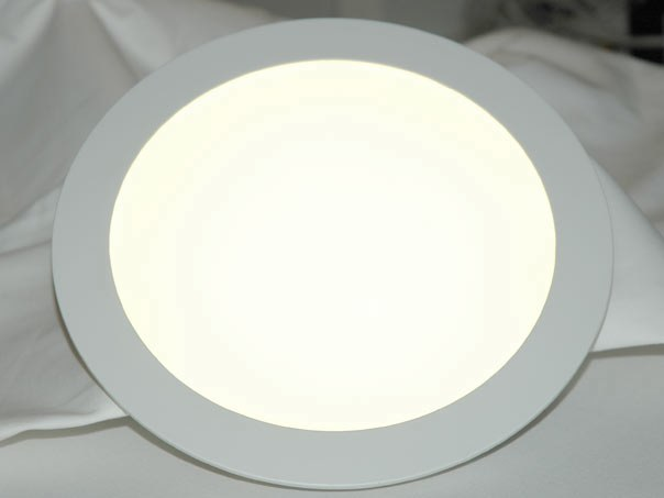LED Batten Fitting 4FT Slim 40W w// Samsung LED 120cm 4000K White 10 PACK