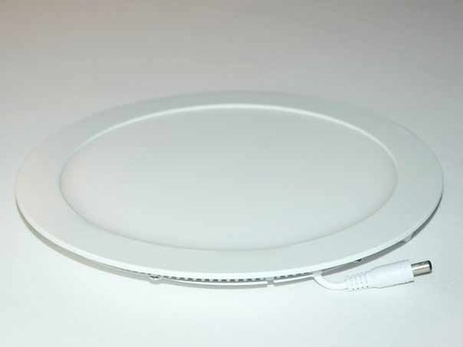 Round LED-Downlight-180mm x 20 mm and 160mm hole diameter w. SAMSUNG LEDs