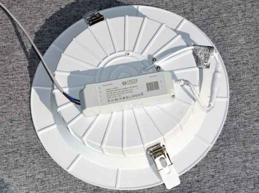 300mm DALI LED Downlight 4000K SAMSUNG LEDs 250-290mm Lochmaß