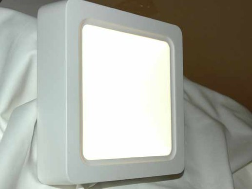 Square LED Surface Panel light w. Samsung LEDs 180x 180mm 1350LM
