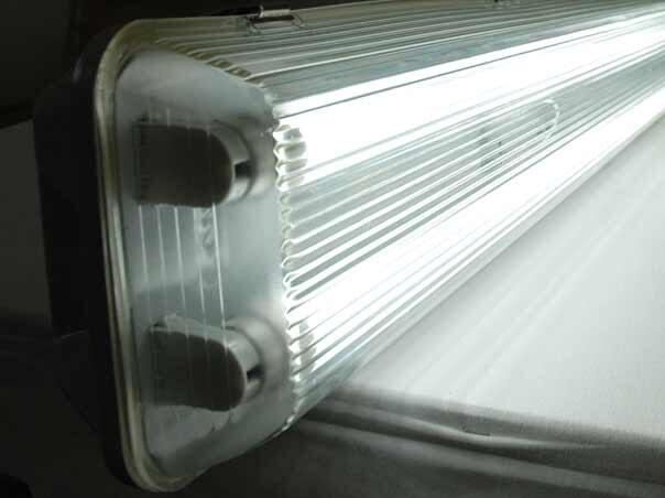 LED Lichtleiste Deckenlampe Leuchte mit T8 Röhre 18W = 36W 1600lm Deckenleuchte