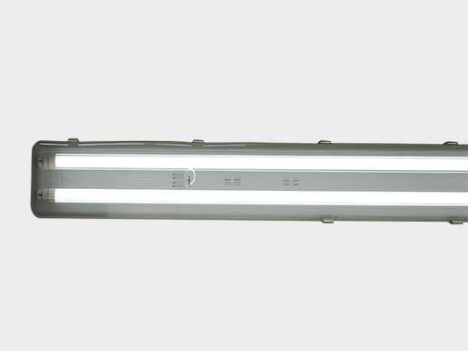 150cm twin batten LED IP65 batten incl. 2 pieces professional T8-G13 LED-tube