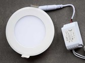 Affordable 120mm round LED Downlight / Mini-Panel for a...