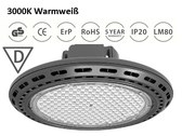 The LED hall spotlight warm white in 3000K is not a...