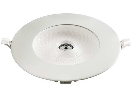 245mm LED Downlight 24W 3000K warmwei� 5 Jahre Garantie
