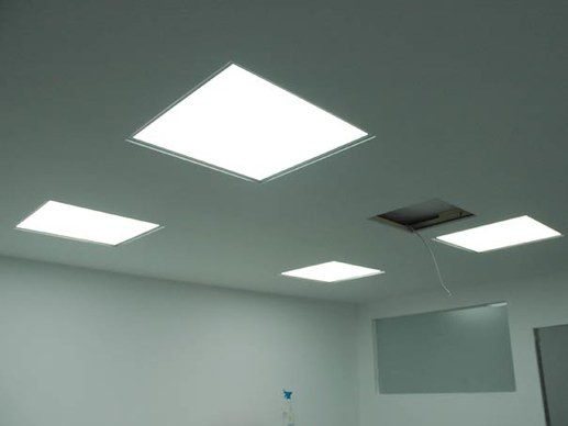 LED-Panel light UGR<19 620 x 620