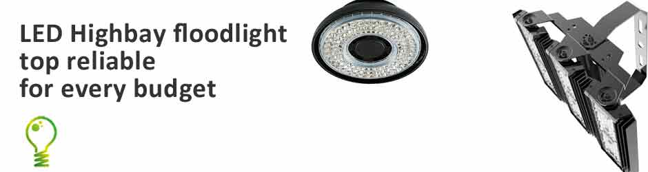 Reliable LED spotlights are available from us