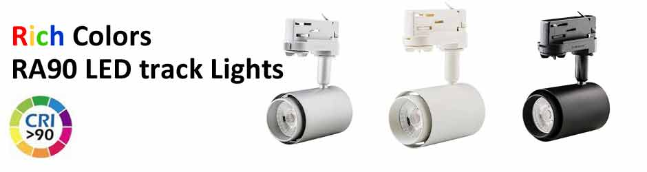 RA92 LED Track Lights